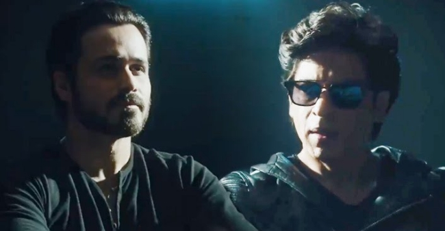 When Emraan Hashmi recommended his films to watch over Shahrukh Khan's filmography for learning 'Ladki ko Patana'