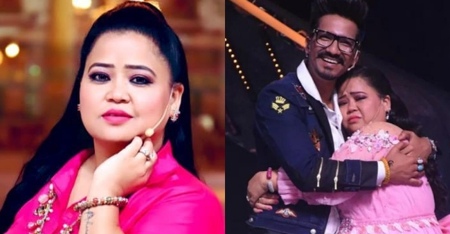 Comedian Bharti Singh breaks down while sharing about her father, revealed why she didn't have any picture of him