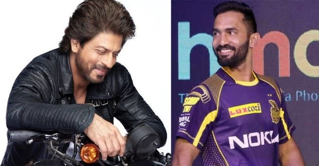 When Shah Rukh Khan arranged a Private Jet for Dinesh Karthik, the cricketer revealed an unknown incident