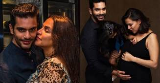 Neha Dhupia announces her second pregnancy, Husband Angad Bedi reveals 'Its not easy…'