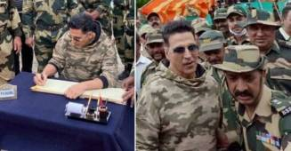 Akshay Kumar donated ₹ 1 Crore to construct a school in Kashmir, attended virtual stone laying ceremony