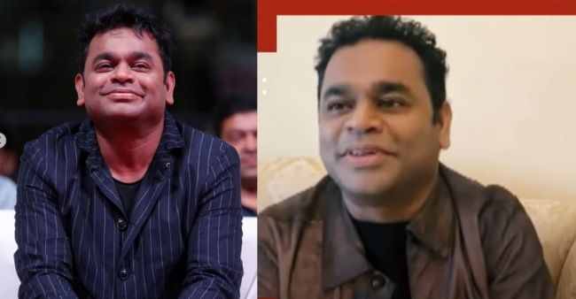 AR Rahman takes a dig on his songs and compositions being copied, urges people to rise above 'jealousy and hate'