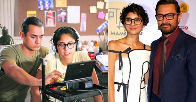 """Aamir Khan wished ex wife Kiran Rao to act in films, said, """"She is a fantastic actress'"""