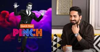 Ayushmann Khurrana's reactions to trolls saying he 'fakes' acting will make you laugh