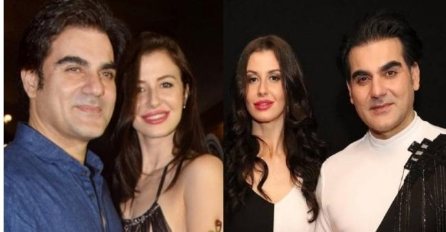 """Arbaaz Khan is upset when Giorgia Andriani is addressed as his girlfriend or bae, says """"she should be treated as an individual"""""""