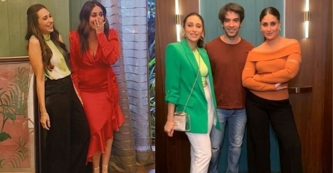 Kareena Kapoor Khan and Karishma Kapoor featured in a shoot with Punit Malhotra, teases fans with 'something exciting coming soon'
