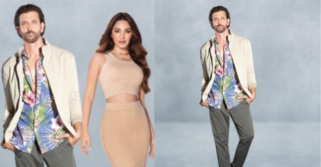 Hrithik Roshan posts a cryptic Tweet, asks Kiara Advani for approval on his look, might be a hint?