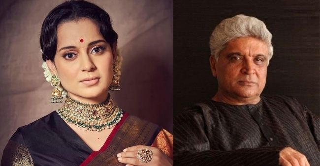 Javed Akhtar stands against Kangana Ranaut for her misleading statements, moves to Bombay High Court for favorable order