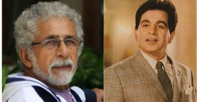 Naseeruddin Shah acknowledges Dilip Kumar's undoubted greatness, says, he 'didn't do enough' for cinema
