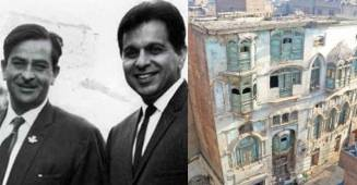 Dilip Kumar and Raj Kapoor's ancestral home in Peshawar gets damaged due to heavy rains