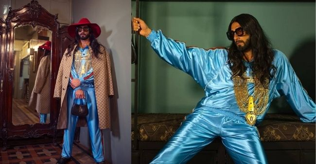 Ranveer Singh's new stylish photoshoot is a source of memes, fans started meme fest on Twitter