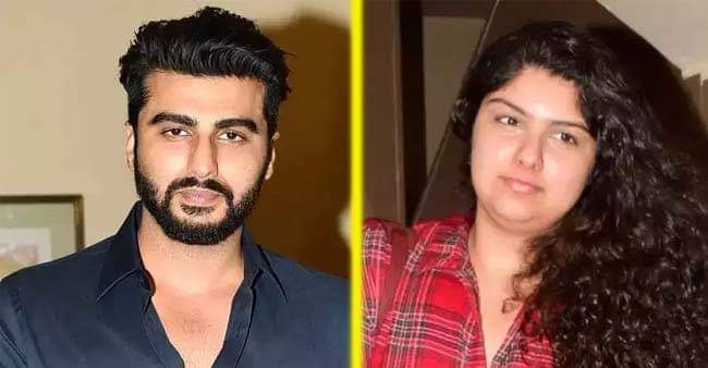 Arjun Kapoor shares a snippet of Sister Anshula Kapoor speaking about couping up with the loss of her mother