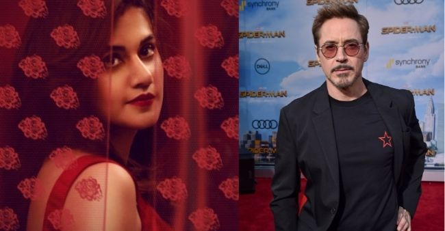 """Taapsee Pannu reveals that she DM'd Robert Downey Jr. but got no reply, says, """"I've more follower than you"""""""