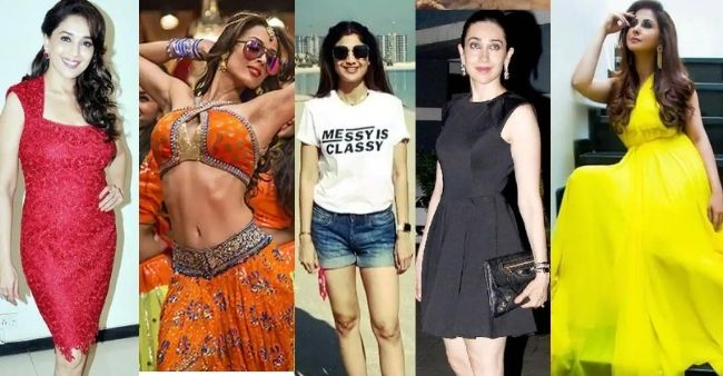 5 ravishing celebrities in Bollywood who still can fit themselves in old clothes: See the photos