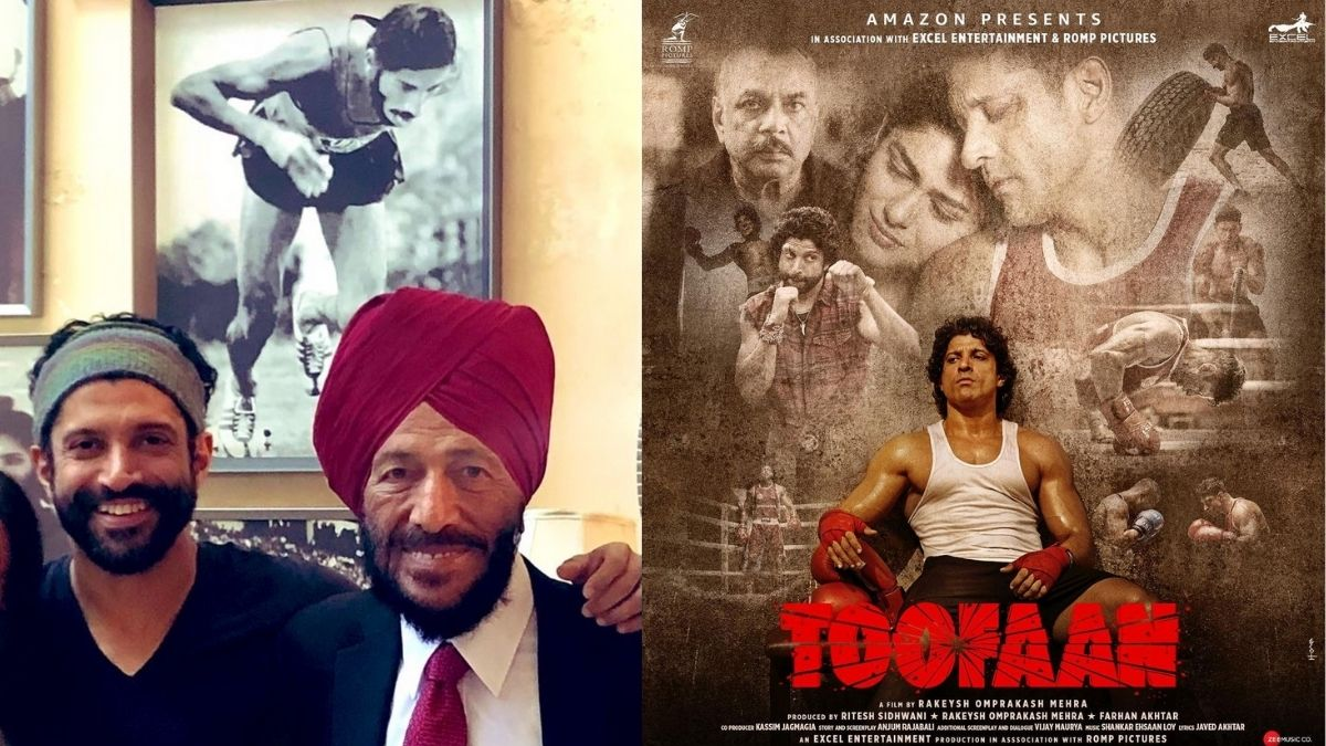 Farhan Akhtar expresses how Milkha Singh would have reacted to 'Toofan', his upcoming sports drama