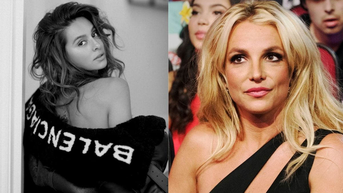Shibani Dandekar reacts saying 'stop controlling women,' expresses her disapproval after Britney spears loses court case