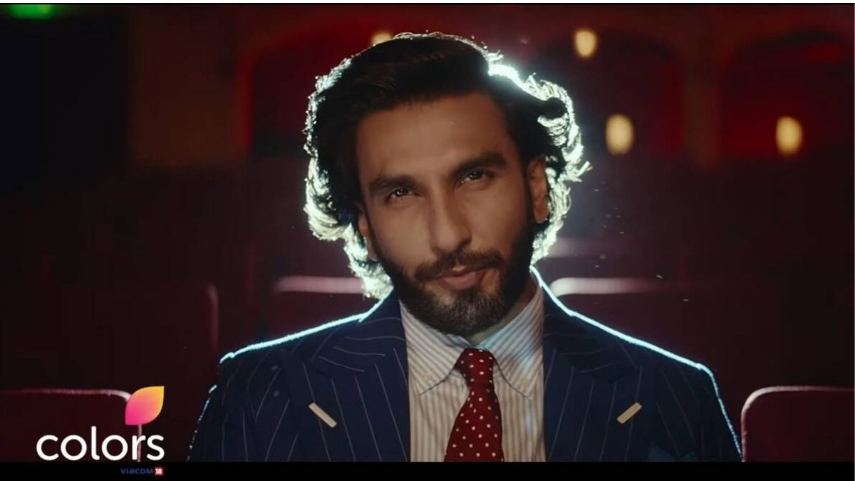 Ranveer Singh shares promo of his new quiz show 'The Big Picture'