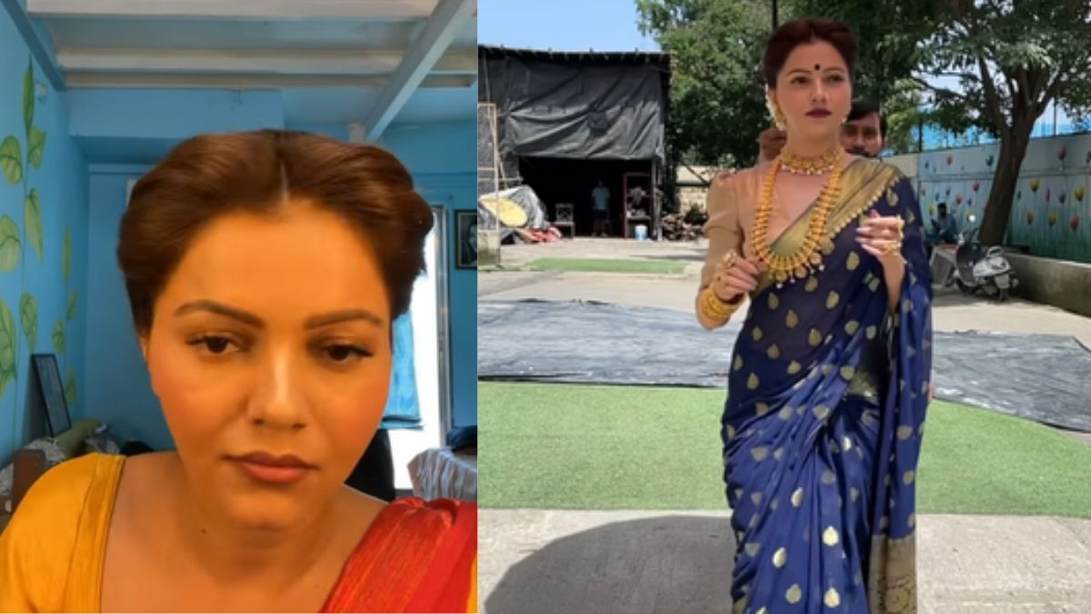 Rubina Dilaik shares a make-up transformation video that will win your heart
