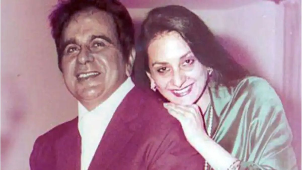 When late Dilip Kumar talked about the incident when he found his wife, Saira Banu lying unconscious in the bathroom