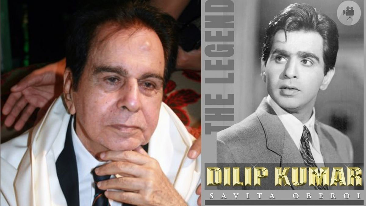 Independent filmmaker Savita Oberoi pays tribute to the legendary late actor Dilip Kumar with a documentary about his life