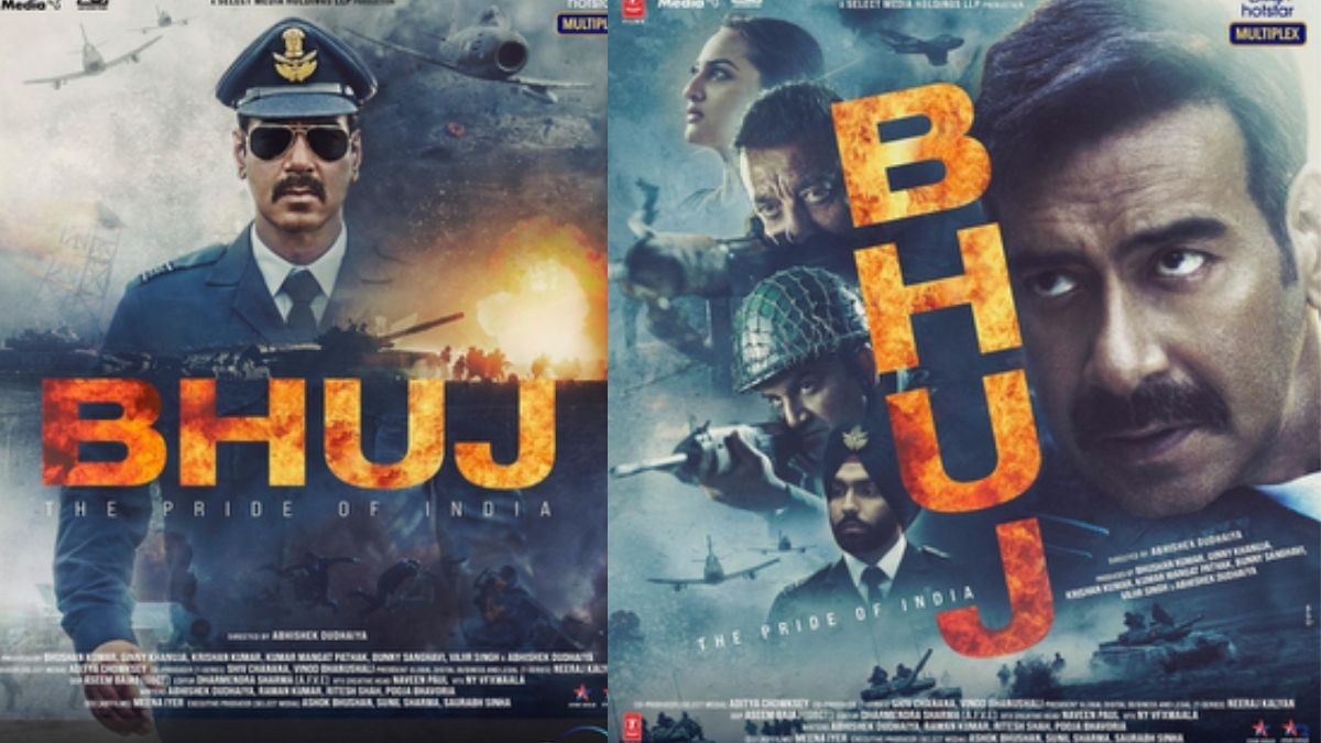 Ajay Devgn starrer 'Bhuj: The Pride Of India' teaser out, promises the fire of patriotism for the viewers