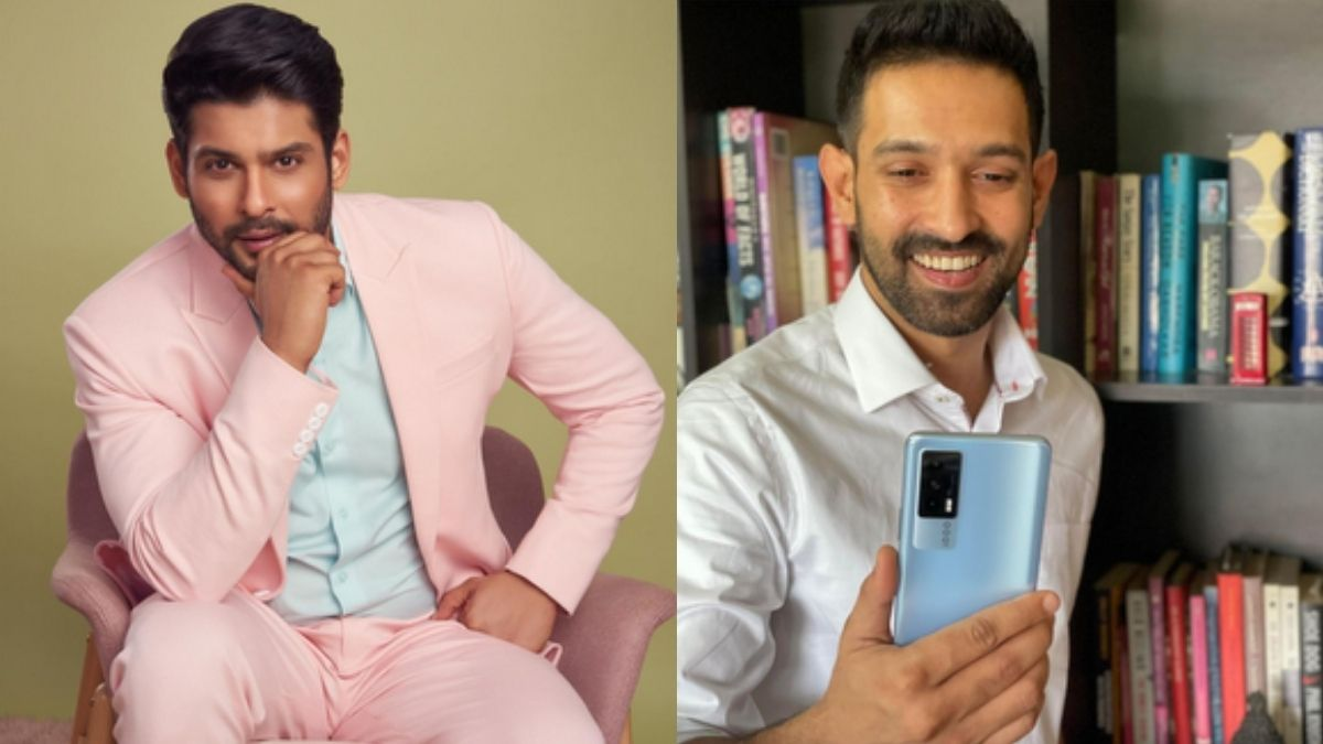Vikrant Massey speaks up being compared with Sidharth Shukla over 'Broken But Beautiful'
