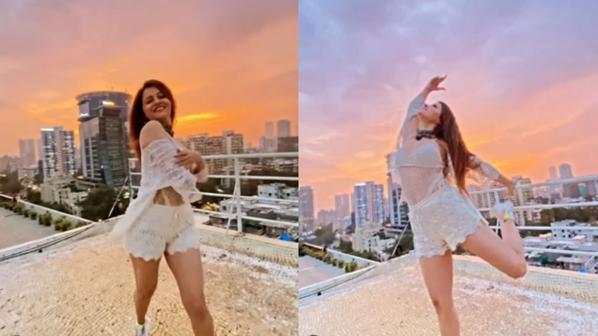 Rubina Dilaik shares a reel on the latest Insta trend, grabs the attention of her fans
