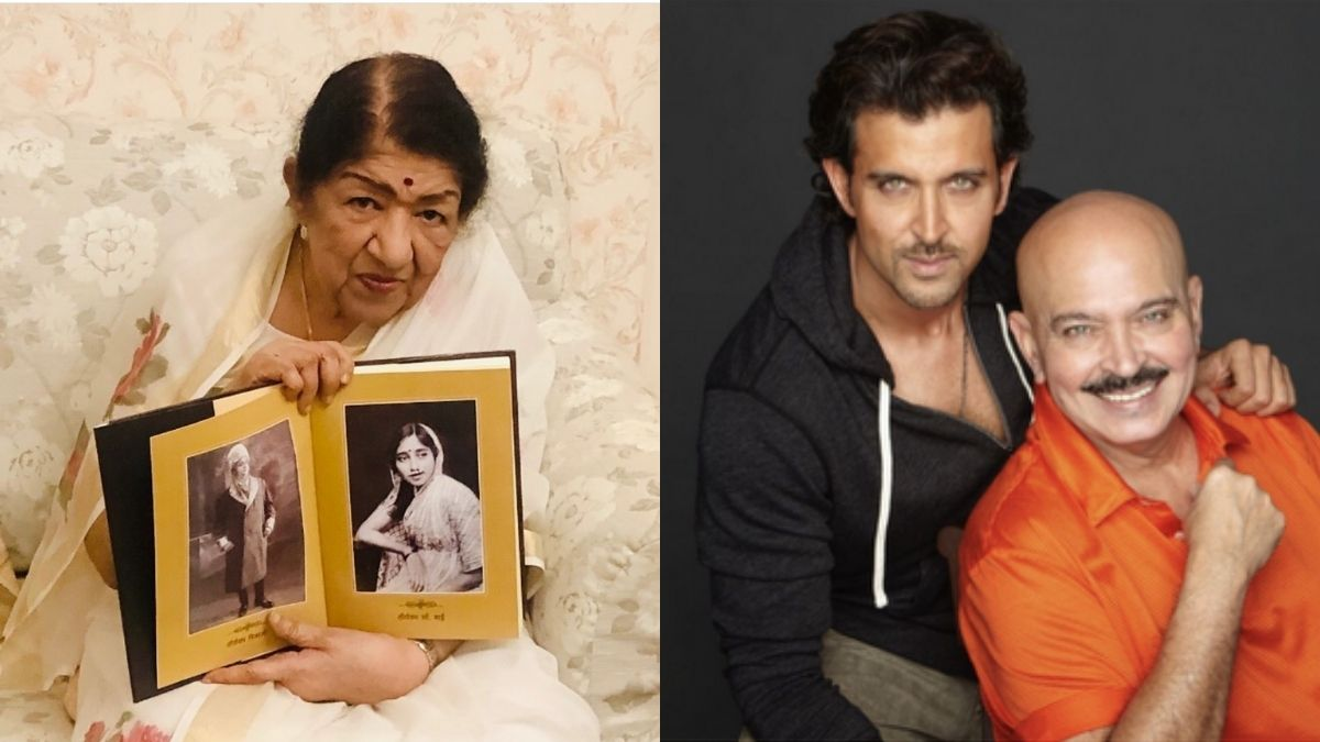 Lata Mangeshkar opens up about her close bond with the Roshans family, comes up with a astounding request