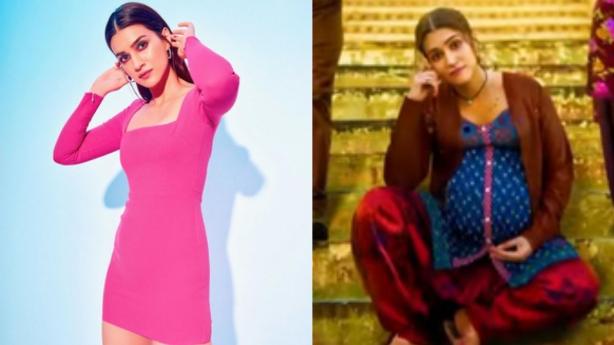 Kriti Sanon spoke about her upcoming film 'Mimi', says she is 'petrified to deliver a child in real life'