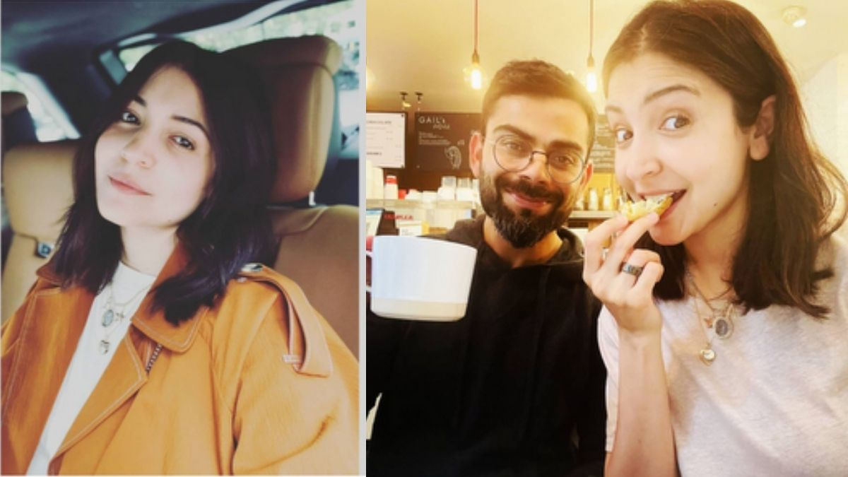 Anushka Sharma's charming neckpiece grabs attention, got initials dedicated to loves of her life