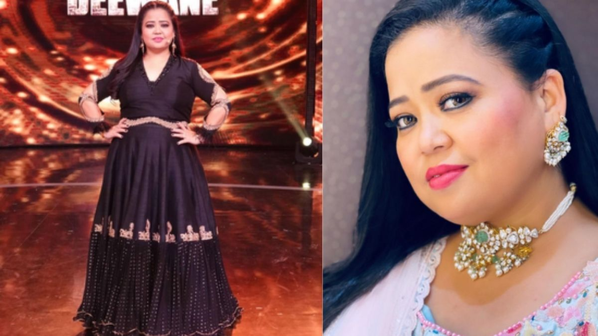 Bharti Singh opened up being inappropriately touched by show coordinators during her initial days
