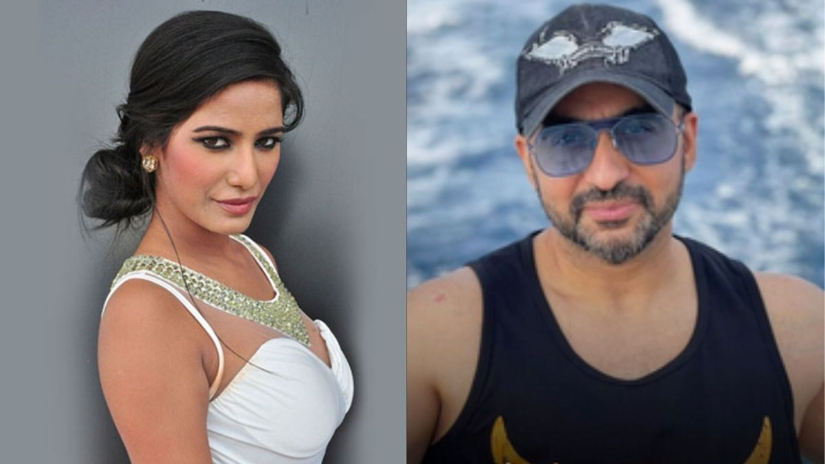 """Poonam Pandey speaks on Raj Kundra's arrest, says """"my heart goes out to Shilpa Shetty and her kids"""""""