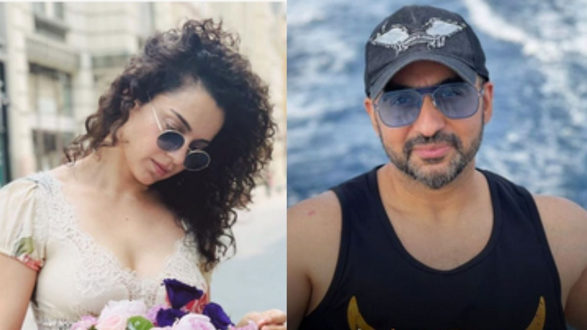 Kangana Ranaut reacts to Raj Kundra's arrest, says she is going to expose 'Bullywood'