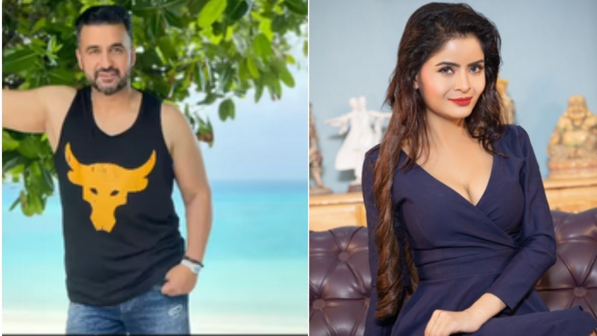 Gehana Vasisth alleges that the police pressured her into naming Raj, says Sherlyn Chopra and Poonam Pandey are 'lying' about him