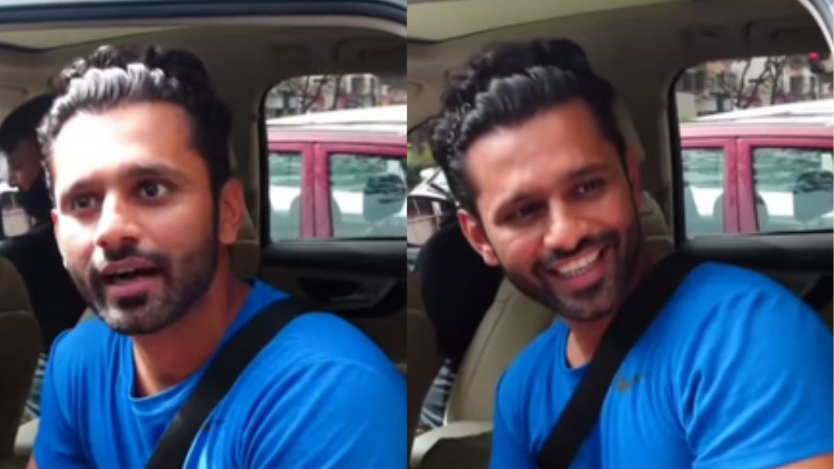 Rahul Vaidya was asked about his opinion on Raj Kundra's case, his response has wins hearts