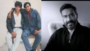 Akshay Kumar gives clarification after he mistakenly credits Ajay Devgn for writing the poem 'Sipahi'