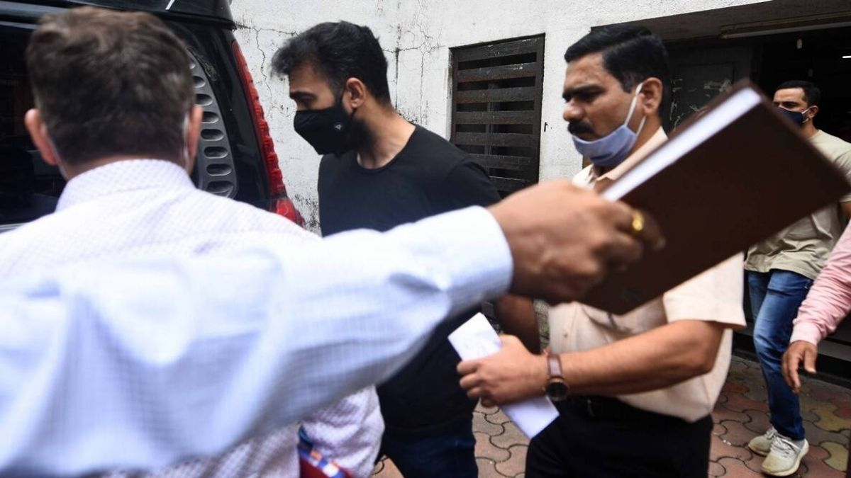 Raj Kundra's ongoing case: Mumbai Police hands over the FIR in the case to Enforcement Directorate