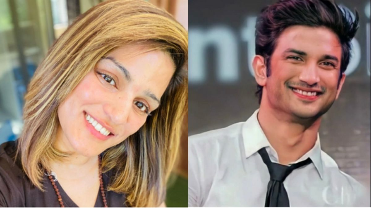 Sushant Singh Rajput's sister thanked a fan who paid tribute to the late actor, says 'almost feels alive'