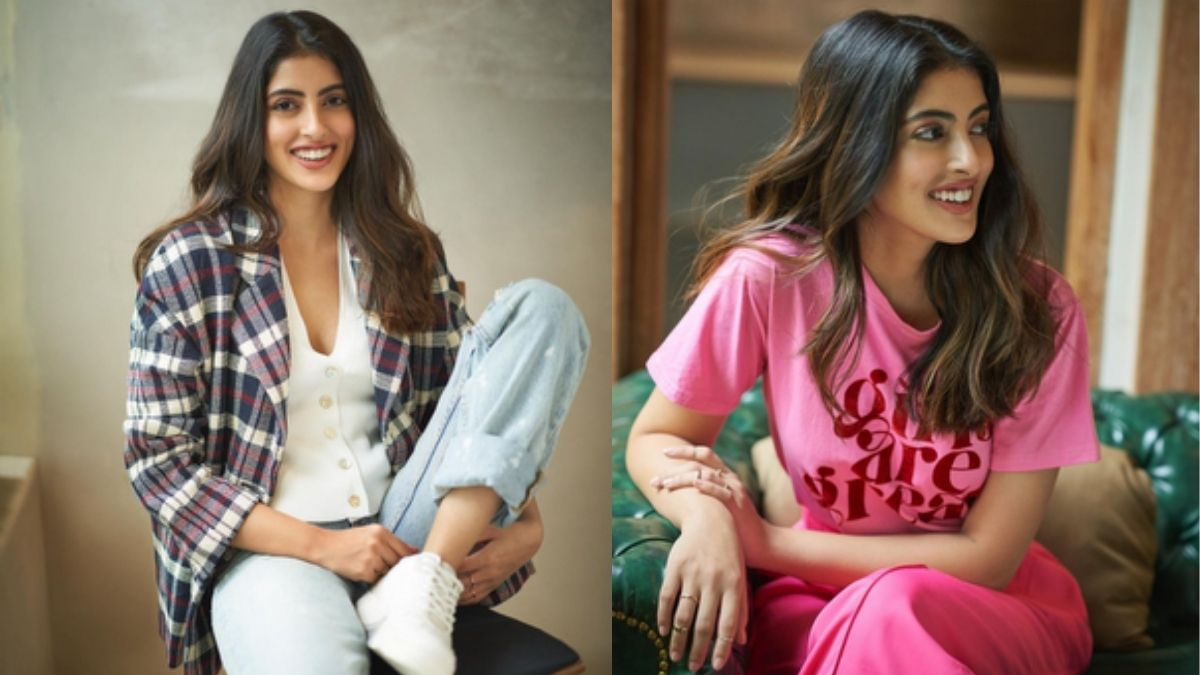 Navya Naveli Nanda's reply to a fan advising her on her career options wins the internet