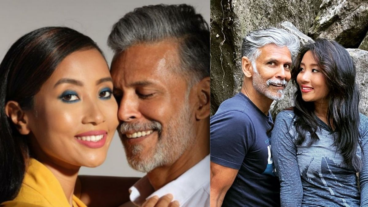 Milind Soman calls Wikipedia 'little wiki lies' after noticing incorrect information about him on its page, his wife Ankita Konwar had a humorous response