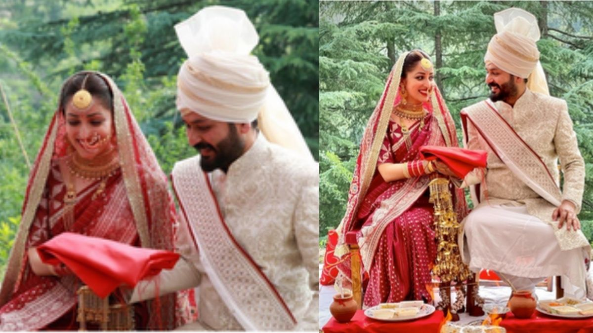 Yami Gautam speaks about her 'impromptu' wedding to Aditya Dhar was because 'nani' said 'engagement is not a part of our culture'