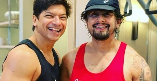 Shaan and Sonu Nigam's new buff look stuns the internet, fans asked if they are singers or bodybuilders