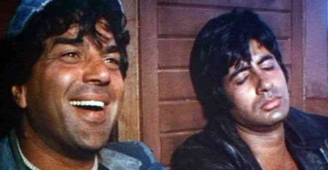 When Dharmendra revealed his role behind the casting of Amitabh Bachchan in Sholay