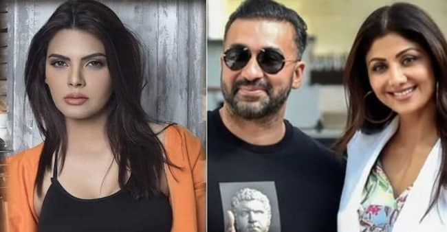 Sherlyn Chopra alleged Raj Kundra for misguiding her to do semi-nude scenes, says 'Shilpa Shetty liked my pictures and videos'