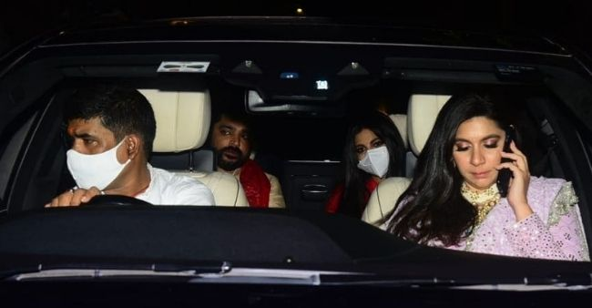 Rhea Kapoor and Karan Boolani ties wedding knot, breaks stereotypes of big-fat ceremony and pre-wed rituals