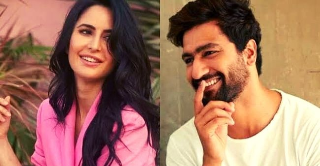 Katrina Kaif's team finally clarifies the 'engagement' rumours of her with beau Vicky Kaushal