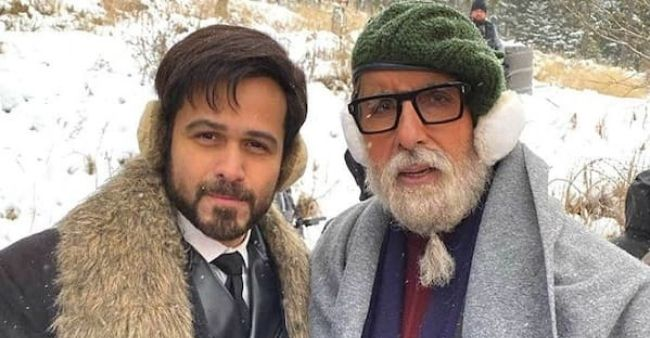 Emraan Hashmi recalls his childhood memory with Chehre Co-star Amitabh Bachchan, says 'He pulled my cheeks'