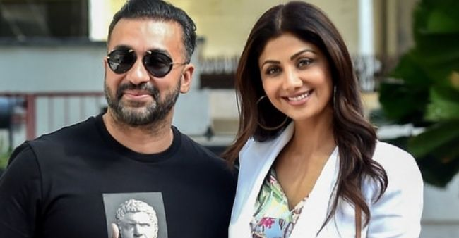 Shilpa Shetty shares pictures from her first photoshoot after husband Raj Kundra's arrest