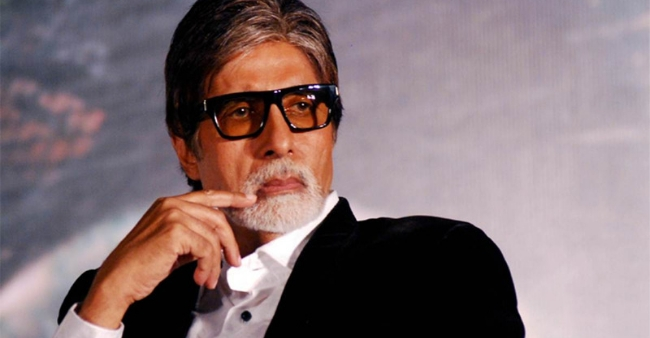 Amitabh Bachchan apologises while sharing his domestic problem of water in his new blog