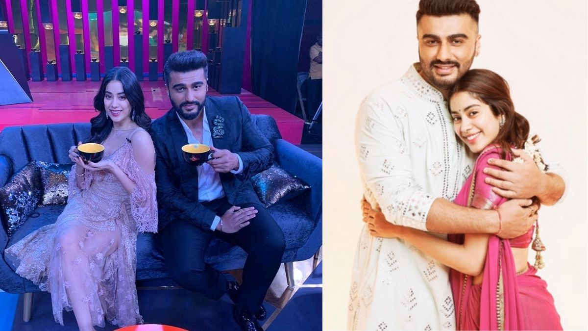 Arjun Kapoor speaks about how his equation with Janhvi Kapoor has changed over the years, 'there was silence'